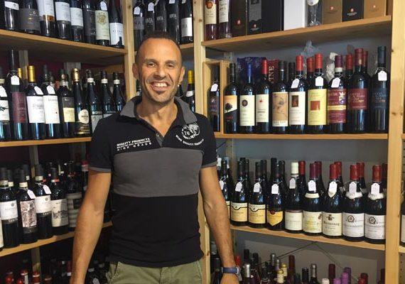 Antico Vinaio, il gusto del vino